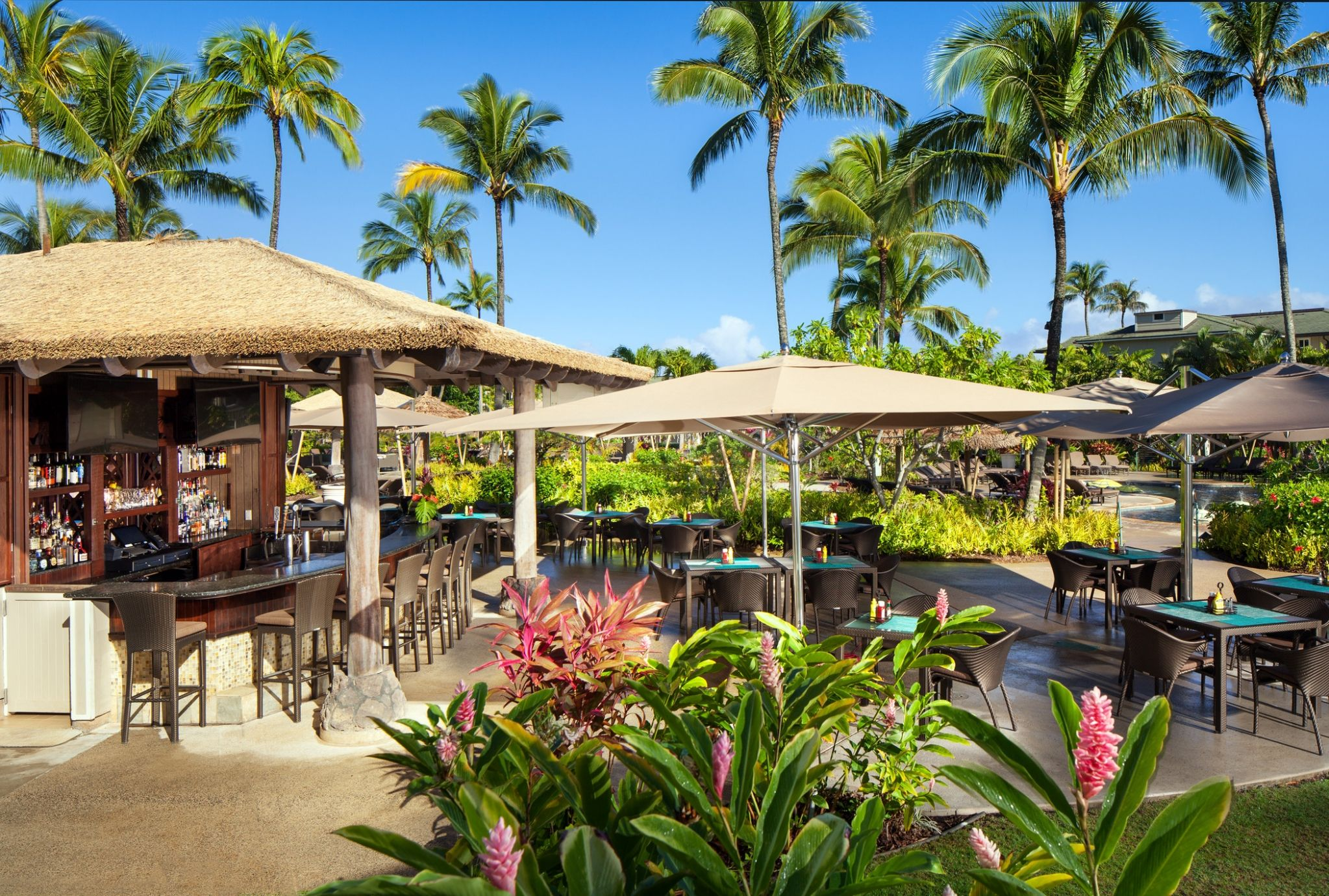 Wailele Bar - The Westin Princeville Ocean Resort Villas